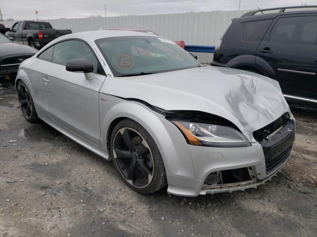 Audi TT salvage cars for sale: 2015 Audi TT