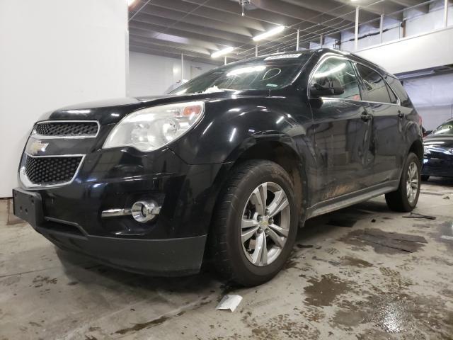 из сша 2012 Chevrolet Equinox Lt 2.4L 2GNFLNEK9C6208860