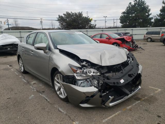 Lexus CT 200 salvage cars for sale: 2017 Lexus CT 200