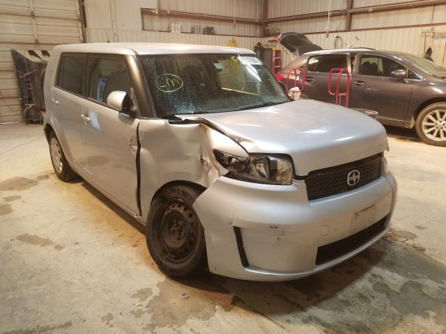 Salvage cars for sale from Copart Abilene, TX: 2008 Scion XB
