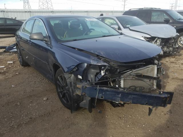 Chevrolet Malibu salvage cars for sale: 2010 Chevrolet Malibu