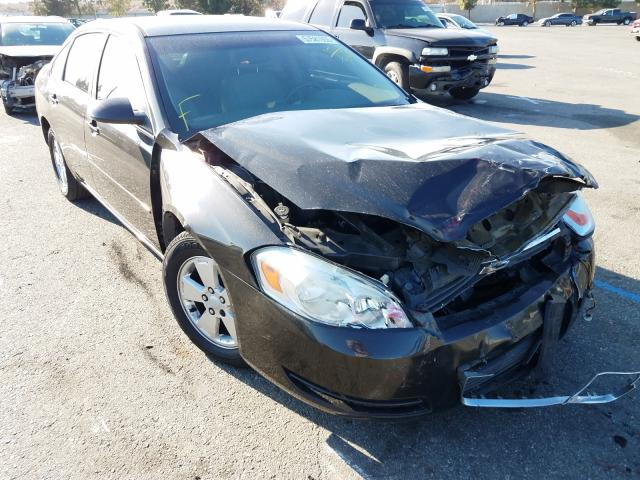 Salvage cars for sale from Copart Rancho Cucamonga, CA: 2008 Chevrolet Impala LT