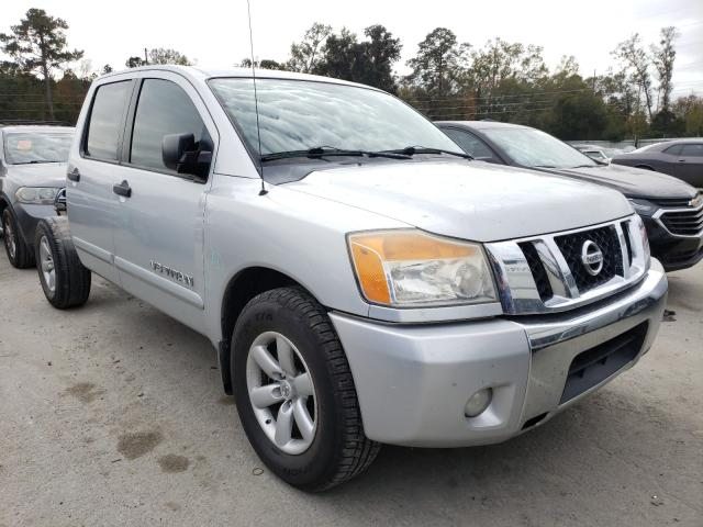 Nissan salvage cars for sale: 2011 Nissan Titan S