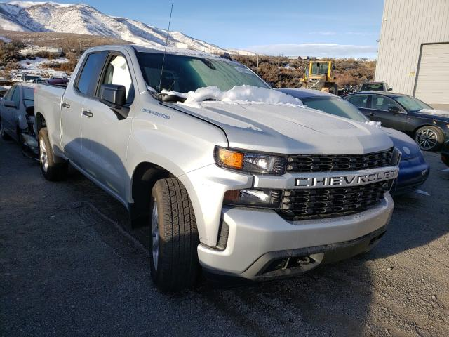 Salvage cars for sale from Copart Reno, NV: 2021 Chevrolet Silverado