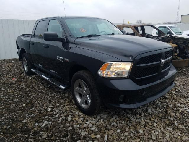 Salvage cars for sale from Copart Lawrenceburg, KY: 2015 Dodge RAM 1500 ST