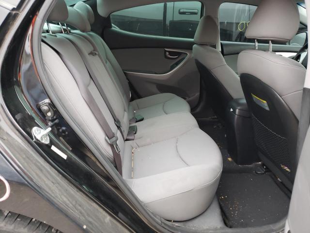 KMHDH4AE4CU231374 2012 Hyundai Elantra Gl 1.8L