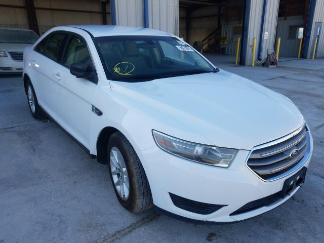 Salvage cars for sale from Copart Haslet, TX: 2013 Ford Taurus SE