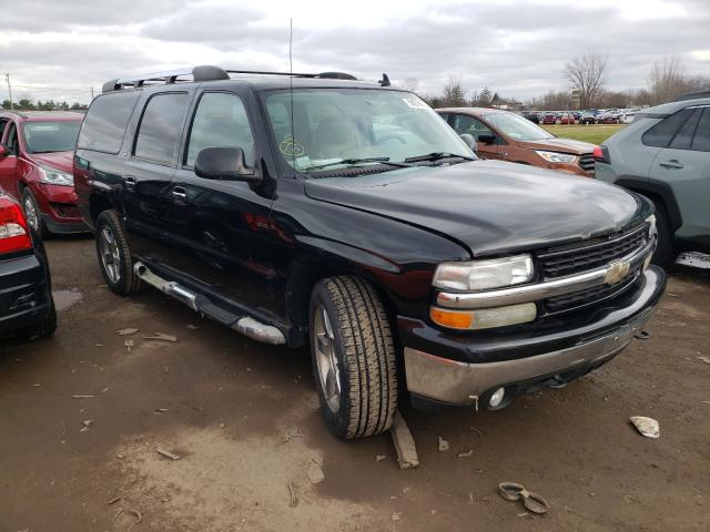 Chevrolet Suburban salvage cars for sale: 2006 Chevrolet Suburban