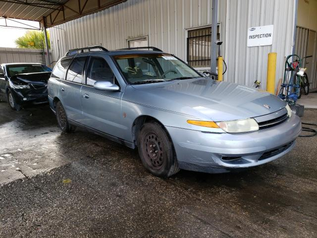 Saturn LW200 salvage cars for sale: 2001 Saturn LW200