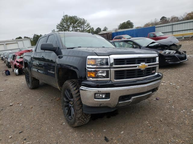 Salvage cars for sale from Copart Florence, MS: 2014 Chevrolet Silverado