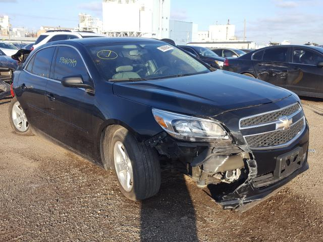 Salvage cars for sale from Copart Chicago Heights, IL: 2013 Chevrolet Malibu LS