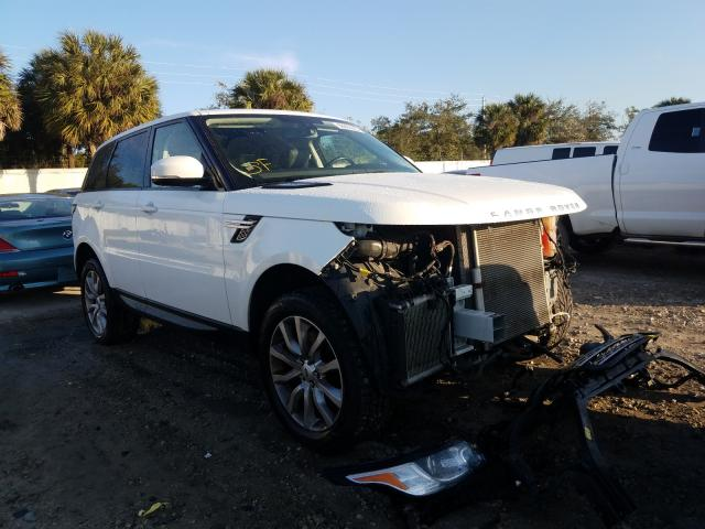Salvage cars for sale at West Palm Beach, FL auction: 2014 Land Rover Range Rover