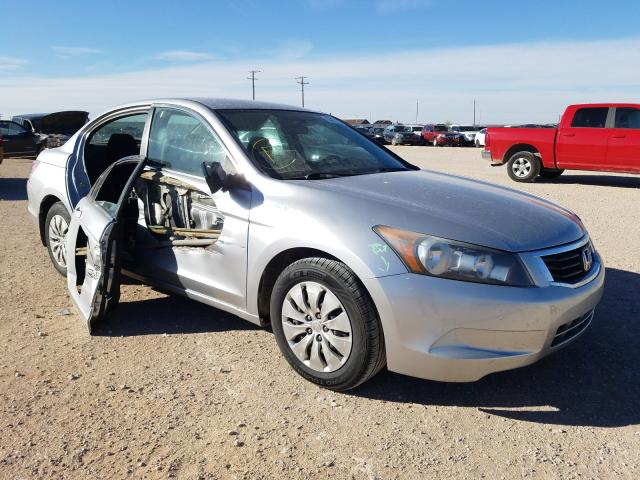 Salvage cars for sale from Copart Andrews, TX: 2010 Honda Accord LX