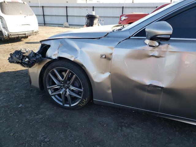 JTHBA1D21H5049132 2017 Lexus Is 200T 2.0L