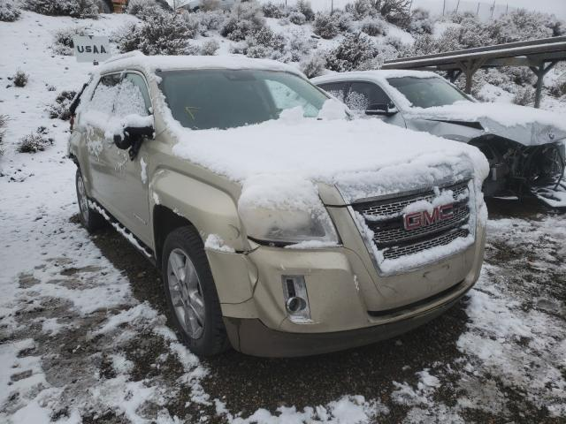 Salvage cars for sale from Copart Reno, NV: 2015 GMC Terrain SL