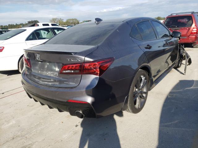 цена в сша 2019 Acura Tlx Techno 3.6L 19UUB3F62KA004896