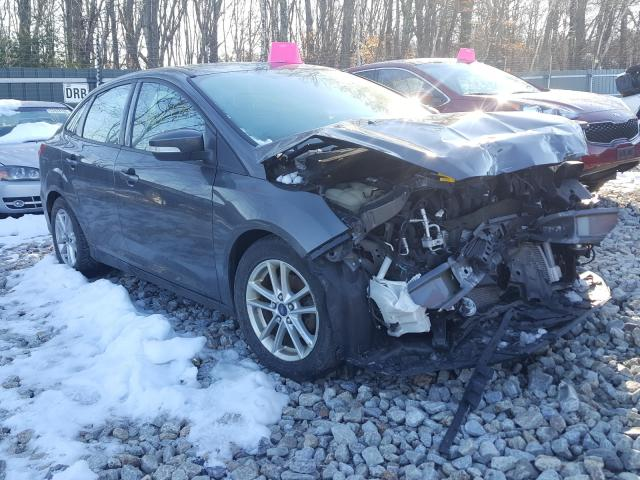 2016 Ford Focus SE for sale in Candia, NH