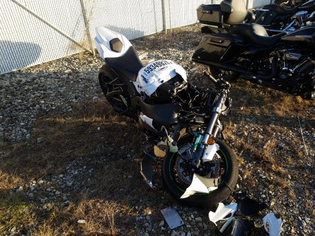Salvage cars for sale from Copart Cicero, IN: 2017 Kawasaki ZX1000 R