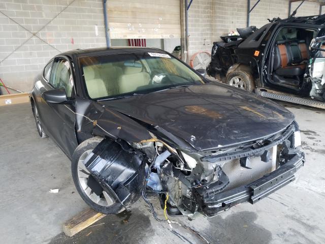 Vehiculos salvage en venta de Copart Cartersville, GA: 2009 Honda Accord EX