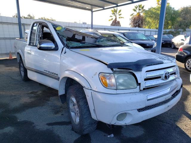 Salvage cars for sale from Copart Martinez, CA: 2006 Toyota Tundra ACC