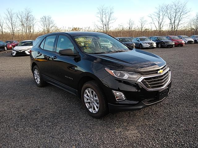 Salvage cars for sale from Copart Hillsborough, NJ: 2019 Chevrolet Equinox LS