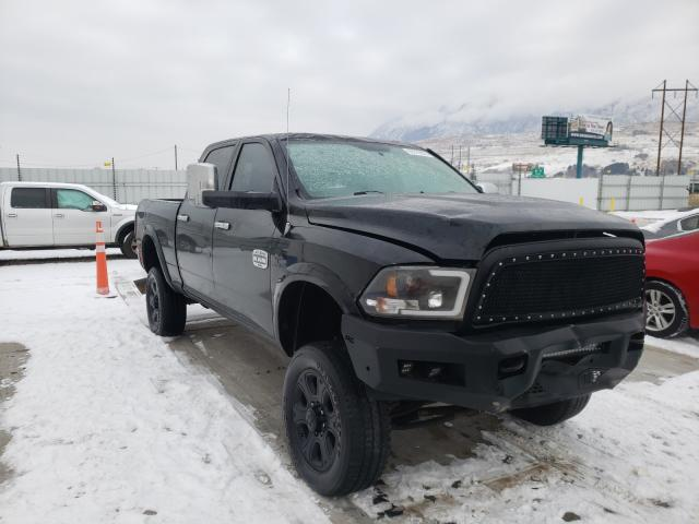 Salvage cars for sale from Copart Farr West, UT: 2012 Dodge RAM 3500 L