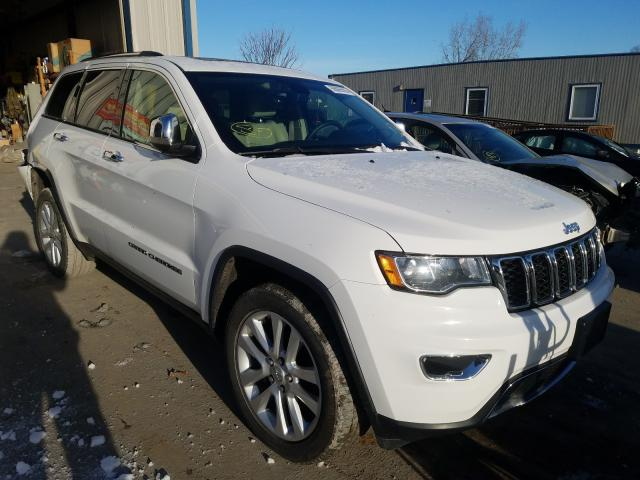Salvage cars for sale from Copart Duryea, PA: 2017 Jeep Grand Cherokee