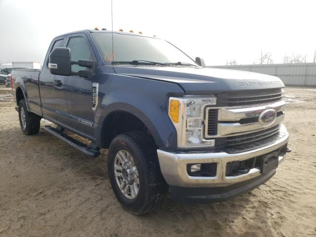 Ford salvage cars for sale: 2017 Ford F250 Super