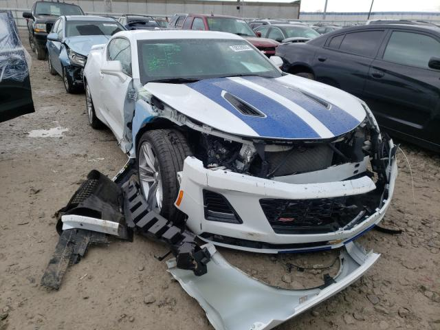 Chevrolet Camaro SS salvage cars for sale: 2016 Chevrolet Camaro SS