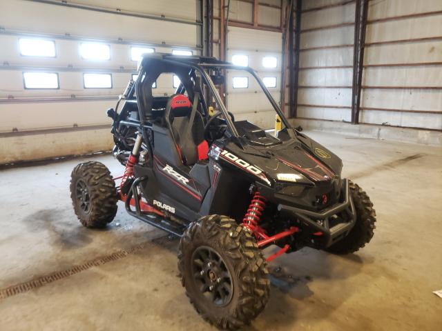 Salvage cars for sale from Copart Candia, NH: 2019 Polaris RZR RS1