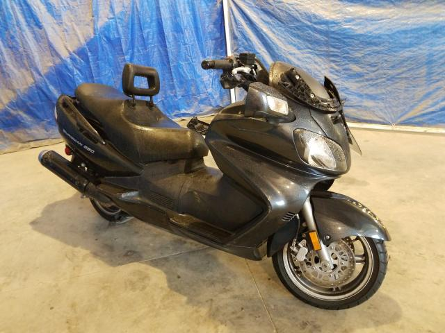 Salvage cars for sale from Copart Apopka, FL: 2007 Suzuki BURGMAN650