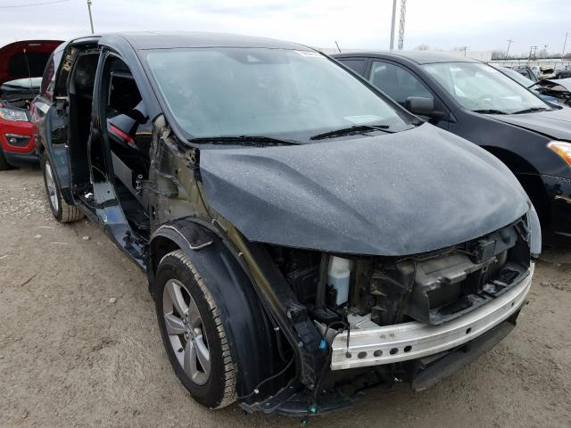 Salvage cars for sale from Copart Columbus, OH: 2018 Honda Odyssey EX