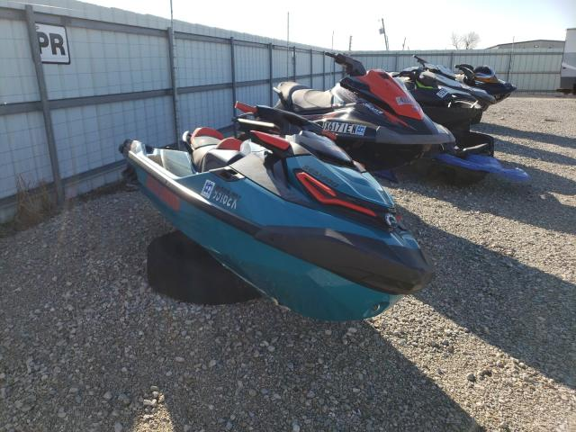 Seadoo Wake salvage cars for sale: 2019 Seadoo Wake