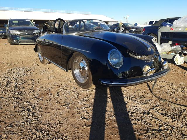 Porsche Roadster salvage cars for sale: 1956 Porsche Roadster