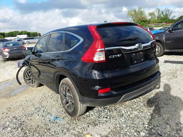 купить 2016 Honda Cr-V Se 2.4L 2HKRM3H46GH530880