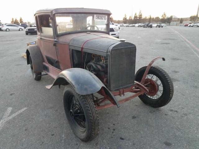 1929 Ford Model A for sale in Rancho Cucamonga, CA
