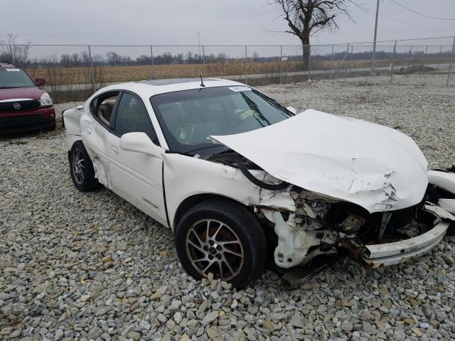 Salvage cars for sale from Copart Cicero, IN: 2004 Pontiac Grand Prix