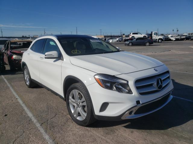 Mercedes-Benz salvage cars for sale: 2019 Mercedes-Benz GLA 250