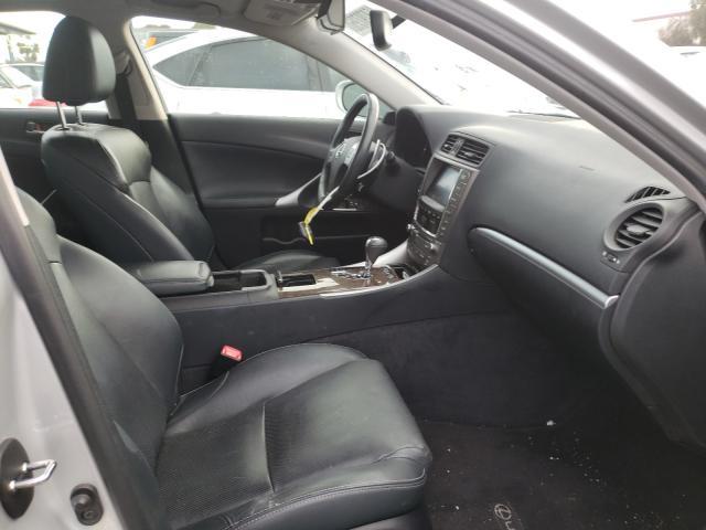 пригнать из сша 2012 Lexus Is 250 2.5L JTHBF5C28C5164250