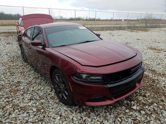 Salvage cars for sale from Copart Cicero, IN: 2018 Dodge Charger GT