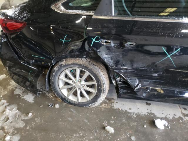 5NPE24AF8JH600375 2018 Hyundai Sonata Se 2.4L