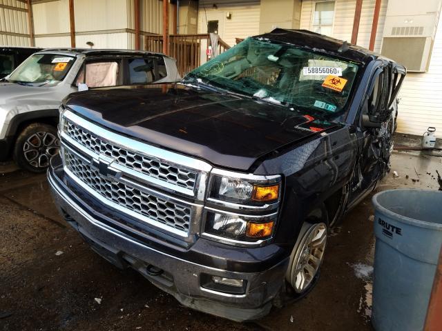 2015 Chevrolet SILVERADO | Vin: 1GCVKREC6FZ430711