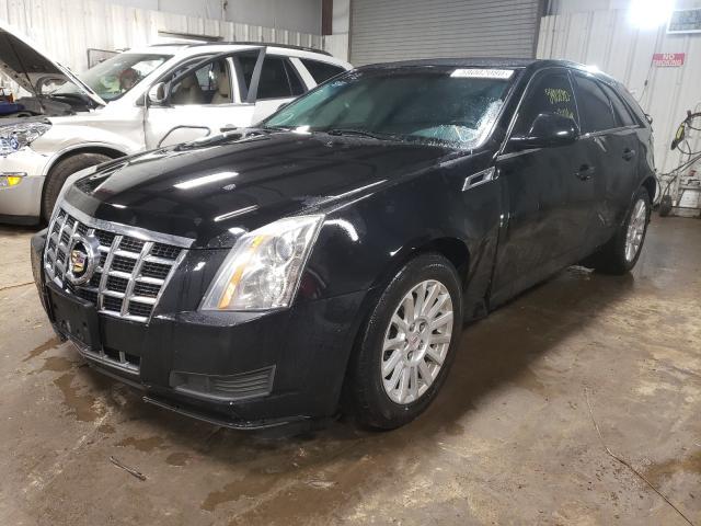 из сша 2012 Cadillac Cts Luxury 3.0L 1G6DG8E55C0149379