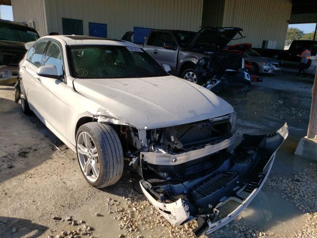 Salvage cars for sale from Copart Homestead, FL: 2017 BMW 330 I