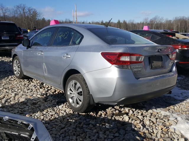 2019 Subaru IMPREZA | Vin: 4S3GKAA66K3******