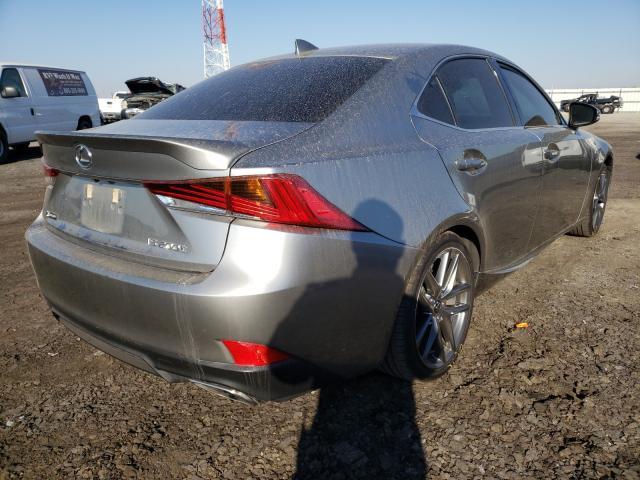 цена в сша 2017 Lexus Is 200T 2.0L JTHBA1D21H5049132