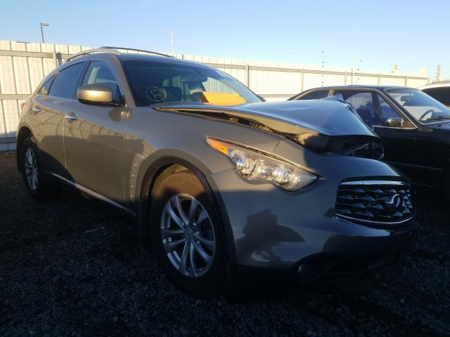 Infiniti FX35 salvage cars for sale: 2009 Infiniti FX35