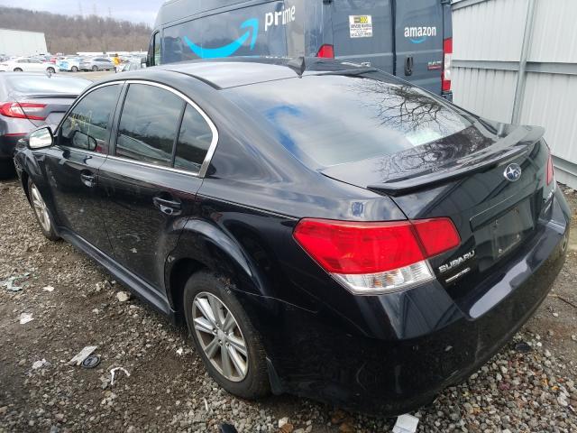 2011 Subaru LEGACY | Vin: 4S3BMBF66B3259131