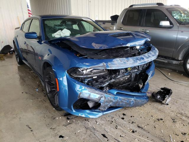 Salvage cars for sale from Copart Homestead, FL: 2020 Dodge Charger SC