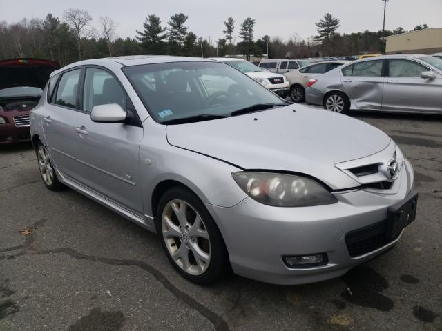 Salvage cars for sale from Copart Exeter, RI: 2007 Mazda 3 Hatchbac